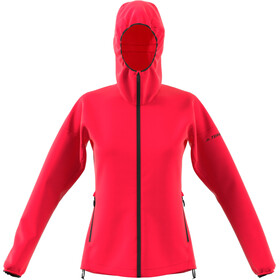 adidas TERREX Agravic Windweave Jacket Damen active pink